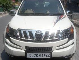 2018 Mahindra XUV 500 Diesel MT for sale in New Delhi