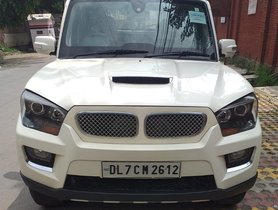 2015 Mahindra Scorpio DIesel MT for sale in New Delhi