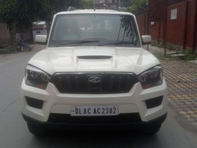 2015 Mahindra Scorpio S6+ 7 Seater for sale in New Delhi