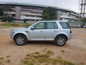 Used Land Rover Freelander 2 HSE SD$ AT car at low price