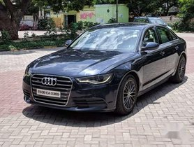 2014 Audi A6 MT for sale