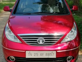 Tata Indica Vista VX Quadrajet BS IV, 2012, Diesel MT for sale