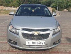 Used Chevrolet Cruze LTX AT car at low price