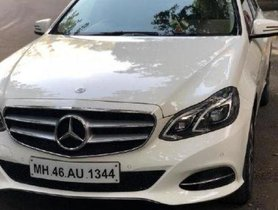 Used 2016 Mercedes Benz E-Class MT 2009-2013 for sale