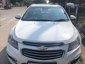 Used Chevrolet Cruze LTZ 2017 AT for sale