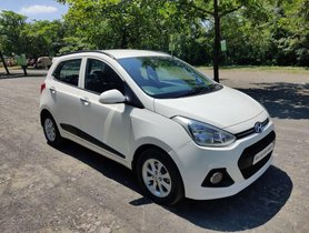 Used Hyundai i10 Asta AT car at low price