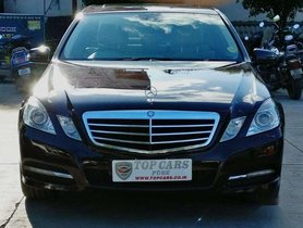 Mercedes Benz E Class 2012 AT for sale
