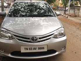 Used 2014 Toyota Etios MT for sale