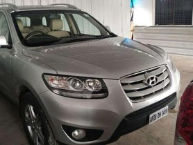 Used Hyundai Santa Fe MT for sale