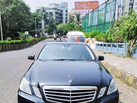2010 Mercedes Benz E Class AT for sale