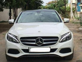Mercedes-Benz C-Class C 220 CDI Avantgarde, 2016, Diesel AT for sale