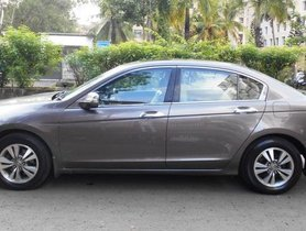 Honda Accord 2011-2014 2.4 M/T for sale
