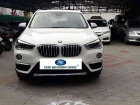 Used 2016 BMW X1 MT for sale