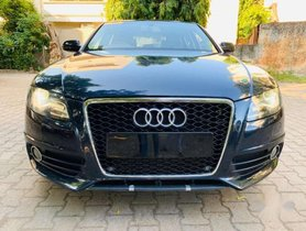 2012 Audi A4 2.0 TFSI AT for sale