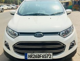 Used Ford EcoSport 1.5 Ti VCT MT Titanium 2017 for sale