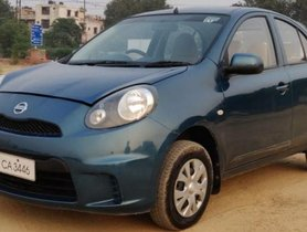 Used Nissan Micra Active XV 2013 MT for sale