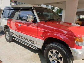Used Mitsubishi Pajero SFX MT for sale at low price