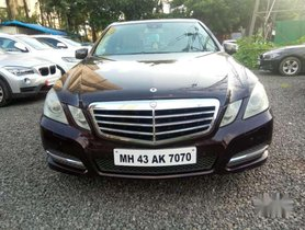 Mercedes-Benz E-Class E 250 CDI Avantgarde, 2011, Diesel AT for sale