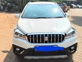 Maruti Suzuki S Cross Zeta DDiS 200 SH 2017 MT for sale
