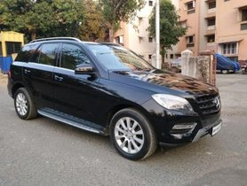 Used Mercedes Benz M Class AT car at low price