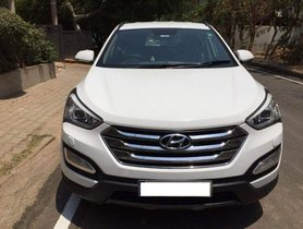 2014 Hyundai Santa Fe 2WD AT for sale at low price