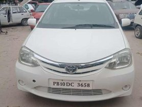 Used 2011 Toyota Etios MT for sale
