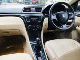 2016 Maruti Suzuki Ciaz MT for sale at low price