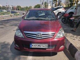 Toyota Innova 2004-2011 2.5 V Diesel 8-seater MT for sale