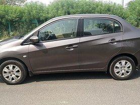 Used Honda Amaze S i-Vtech 2013 MT for sale