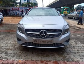 Used 2015 Mercedes Benz A Class A200 CDI AT for sale