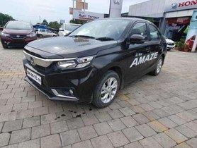 2018 Honda Amaze MT for sale
