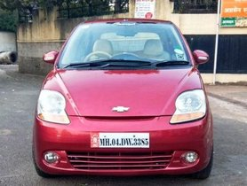 Used Chevrolet Spark 1.0 LS MT car at low price