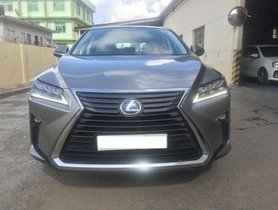 Lexus RX 450h Luxury AT for sale