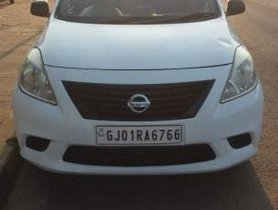 Used 2012 Nissan Sunny XV MT 2011-2014 for sale