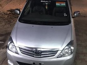 2012 Toyota Innova MT 2004-2011 for sale at low price