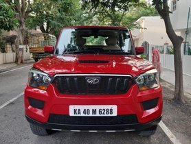 Mahindra Scorpio 1.99 S4 2015 MT for sale