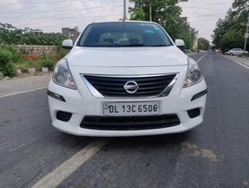 Used Nissan Sunny Diesel XL MT 2011-2014 car at low price