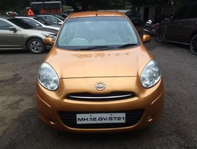 2011 Nissan Micra Diesel XV MT for sale