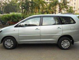 Toyota Innova 2004-2011 2.5 G (Diesel) 8 Seater BS IV MT for sale