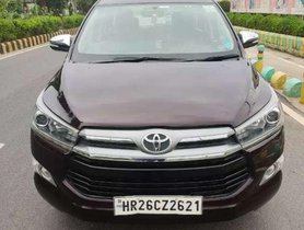 Used Toyota Innova Crysta MT for sale