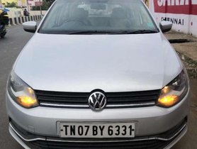 Volkswagen Polo Highline Petrol, 2014, MT for sale