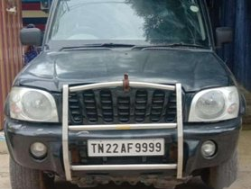 Mahindra Scorpio LX BS-IV, 2004, Diesel MT for sale