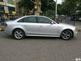 Audi A4 20 TDI AT 2013 for sale