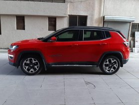 2018 Jeep Compass AT for sale at low price