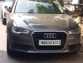 Used 2013 Audi A6 MT for sale