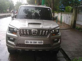 Used 2015 Mahindra Scorpio MT for sale