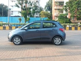 Used Hyundai i10 Sportz 2015 MT for sale
