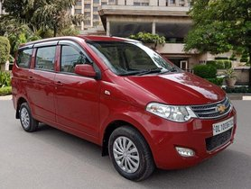 Used Chevrolet Enjoy TCDi LT 7 Seater 2013 MT for sale