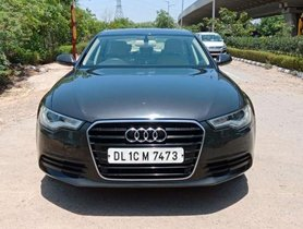 Used 2012 Audi A6 AT 2011-2015 for sale
