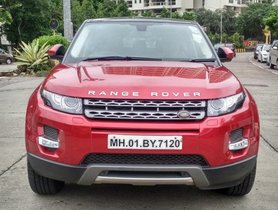 Used 2015 Land Rover Range Rover Evoque AT for sale